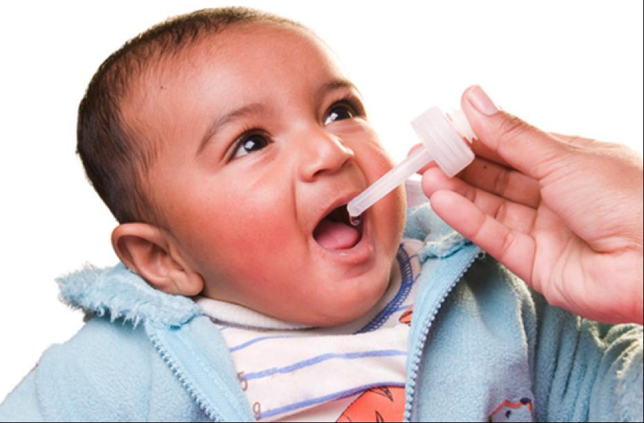 imunisasi polio anak